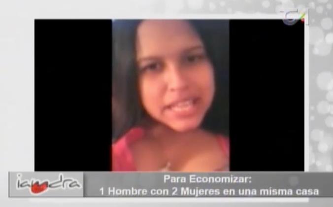 """Propuesta Para Economizar """"Un Hombre Con Dos Mujeres En Una Misma Casa"""""""
