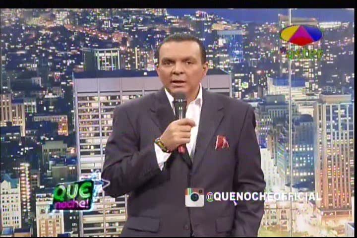 Ramón Pastrano Pide Una Oportunidad Para Martha Heredia