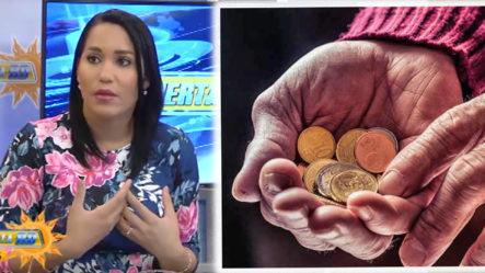 El Mensaje De Lorenny Solano Sobre El Pago De Las Pensiones