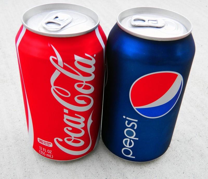 ¿Qué es más peligrosa Pepsi o Coca-Cola?