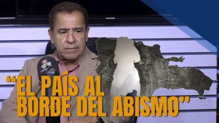 """Rafael Percival: """"Este País Está Al Borde Del Abismo"""""""
