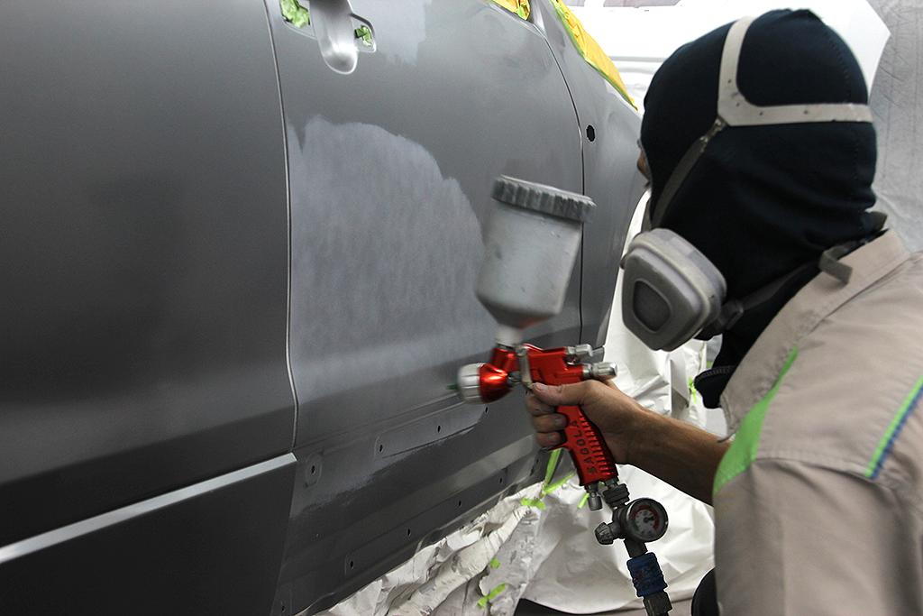 Taller De Pintura De Autos Es Condenado Por Un Tribunal De SD Por Afectar Atmósfera