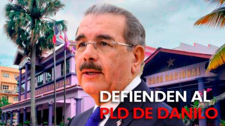 """Peledeísta Dice Que """"No Son Un Partido De Ladrones"""" Y Mira A Quién Defiende"""