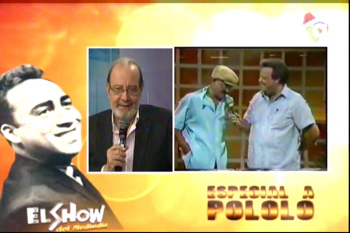 El Show Del Mediodía Le Rinde Homenaje A Pololo #Video