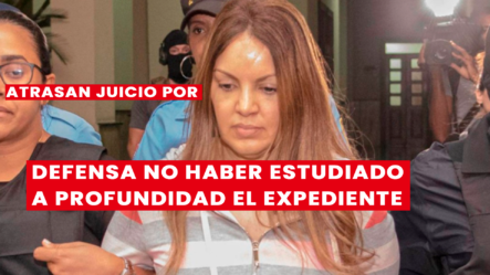 Se Aplaza De Nuevo El Juicio A Esposa De César El Abusador