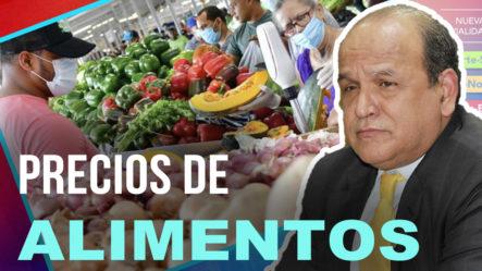 Presidente De Comerciantes Habla De Los Precios De Los Alimentos  | Tu Mañana By Cachicha