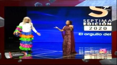 """Con Buen Montaje Y Aceptación Se Realiza Séptima Entrega """"Premios La Silla"""""""