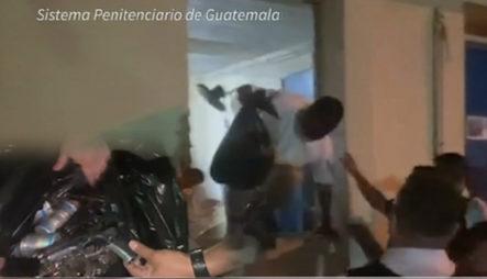 Pandilleros Liberan Guardias Penitenciarios Luego De Secuestrarlos Por Varias Horas