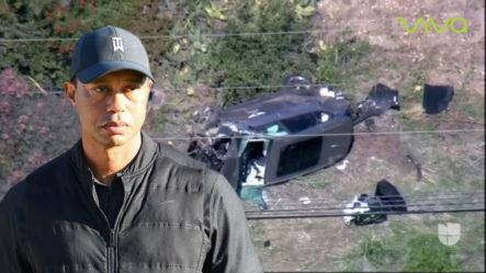 Tiger Woods Es Sometido A Cirugía Tras Sufrir Aparatoso Accidente