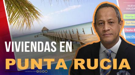 Amadeo Peralta Habla De Las Apropiaciones De Viviendas En Punta Rucia