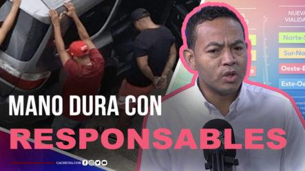 """Piden Mano Dura Con Quienes Robaron Dinero De """"Quédate En Casa"""""""