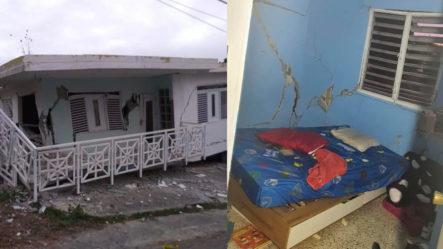 Se Derrumban Varias Viviendas En Puerto Rico Por Un Temblor De Magnitud 5,8