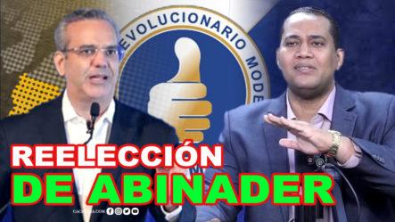 La Reelección De Luis: ¿Principio U Oportunismo? | Tu Mañana By Cachicha