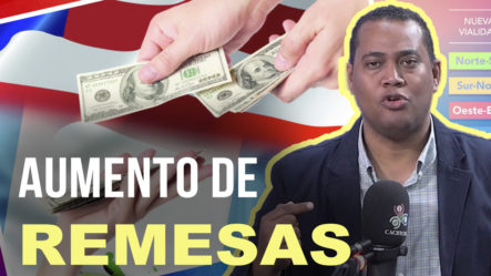 Remesas Vuelven A Batir Récord En El País  | Tu Mañana By Cachicha