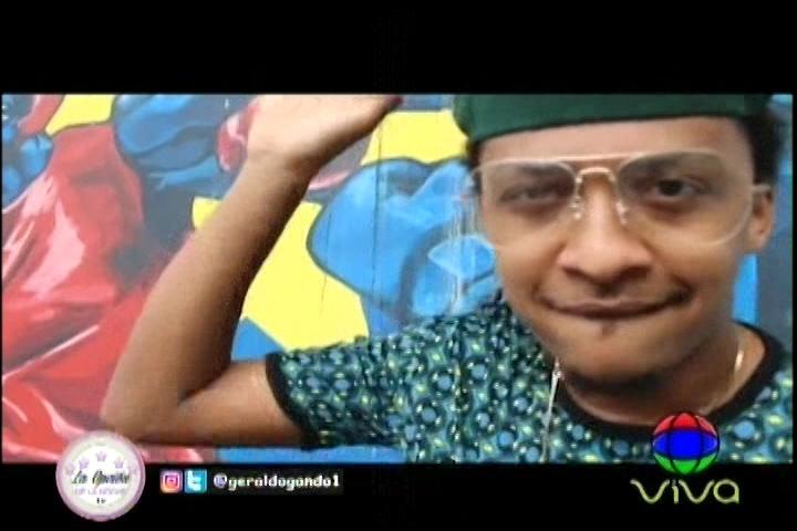 El Rap De Gerald Ogando Con Las Noticias Más Destacadas De La Semana