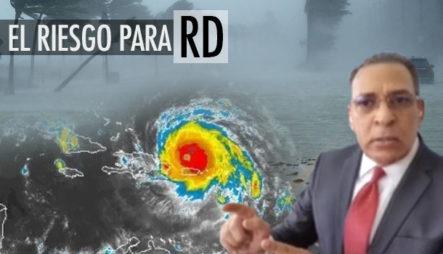 Osiris De León Revela Los Riesgos Para RD En Esta Temporada De Huracanes