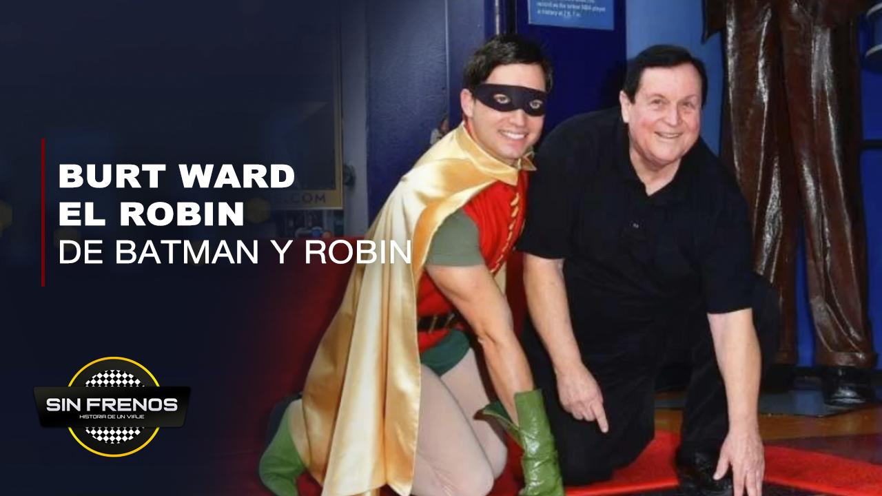 El Súper Heroe Robin Llega Con Masa A Quejarse Por El Maltrato De Batman
