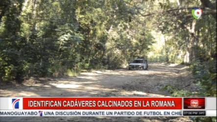 Fueron Identificados Los Cadáveres Calcinados Encontrado En La Romana