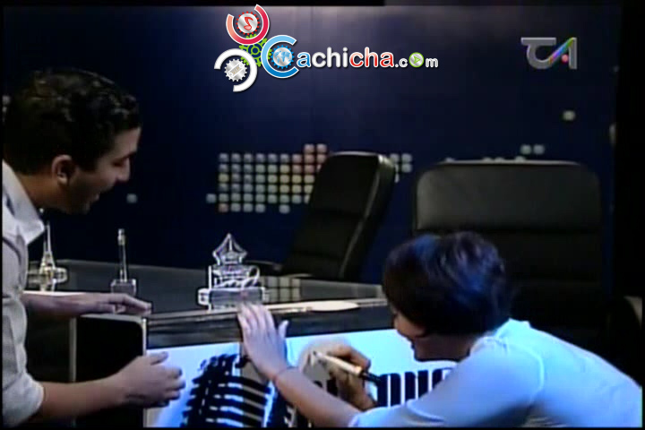 De Cuando Sabrina Y Mario Peguero Le Rayaron El Letrero A Alfonso #Video