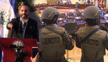 El Salvador Enfrenta Una De Sus Peores Crisis