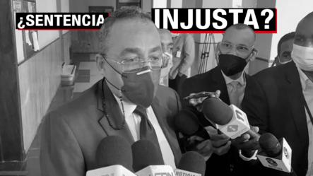 Abogado De Rossy Guzmán Dice Que Fue Una Sentencia Injusta