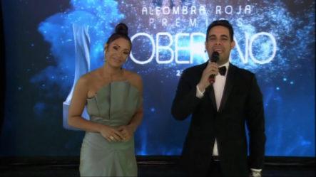 Entrevista A Elianta Quintero En El Pre-Show Premios Soberano 2019