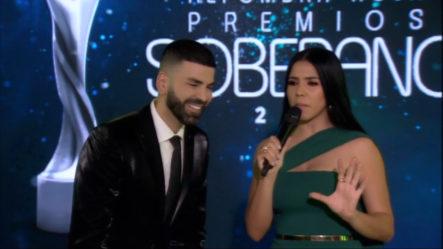 Entrevista A Jomari Goyso En El Pre-Show Premios Soberano 2019