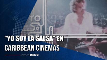 """Yo Soy La Salsa"" Se Reestrenará En Caribbean"
