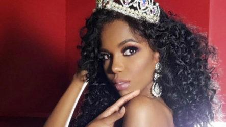 La Manera En Que La Miss RD Clauvid Daly Le Tapo La Boca A Los Que La Criticaban
