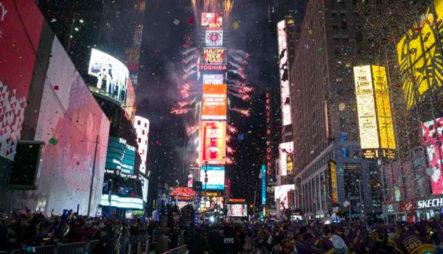 Seguridad Extrema En Las Celebraciones De Fin De Año En Times Square