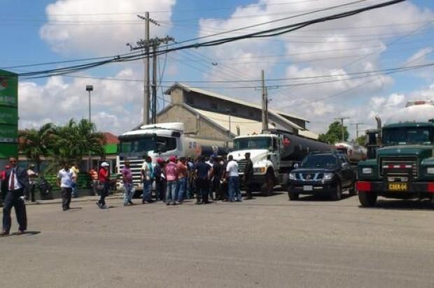 Transportistas De Combustibles Levantan Huelga, Advierten La Retomarán Si No Llegan A Acuerdo Con El Gobierno