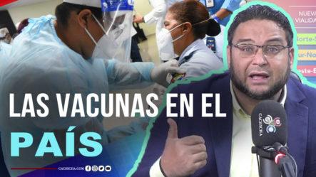 """""""Las Vacunas Deben Ser Obligatorias"""", Comenta Manuel Cruz"""