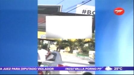 Multa Impuesta Por El Ayuntamiento Del DN A Empresa Que Maneja Valla De La 27 Pagará Un Millón De Pesos En Publicidad