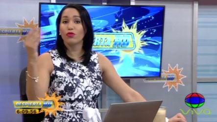 """Lorenny Solano: """"Este No Es El Tiempo Aún De Fiestar"""""""
