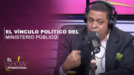 Fiscal De Santiago Responde Sobre Qué Vínculo Partidista Tiene El Ministerio Público