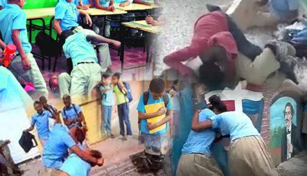 Conducta De Los Adolescentes En Los Centros Educativos