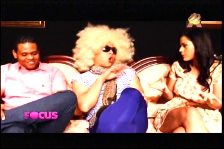 Entrevista A Violeta Ramírez Con La Diva En Focus #Video