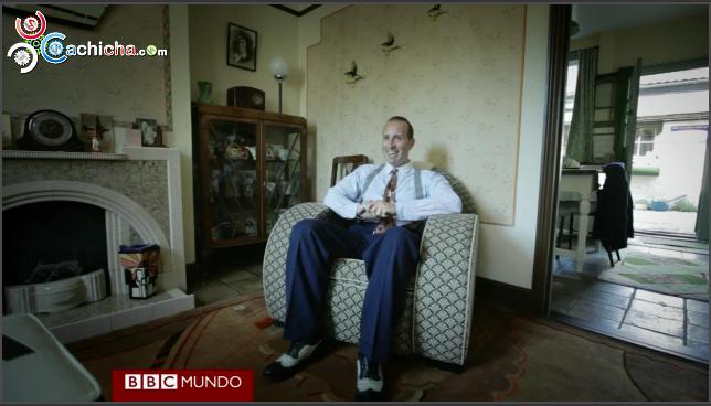 Conozca Al Hombre Que Vive En Los Años 40 #Video
