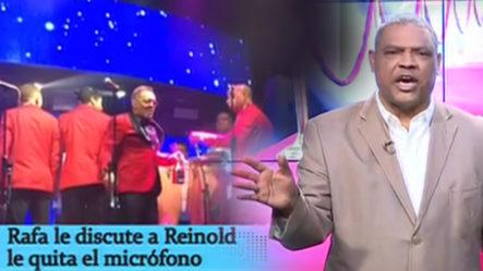 Aridio Castillo Habla Del Video De Rafa Rosario