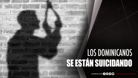 La Depresión Es La Principal Causa De Suicidios En RD