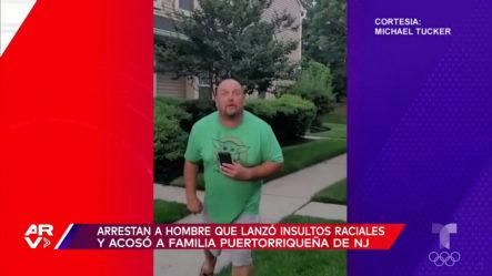 Policía De NJ Arresta A Un Hombre Luego De Ser Denunciado Por Ataques Racista