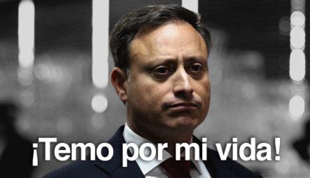 Jean Alain Rodríguez Dice Teme Por Su Vida Ante Amenazas De Imputados En Caso Odebrecht