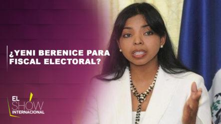 Esto Dice El Fiscal De Santiago Sobre Propuesta Para Yeni Berenice