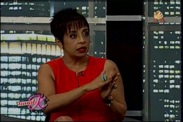 "Zoila Luna Debate ""La Familia Perfecta"" En RD #Video"